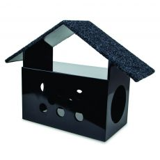 Arranhador para Gatos Little Preto 7032 Carlu Pet House