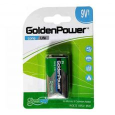 Bateria 9V Golden Power