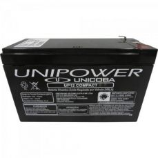 Bateria Selada 12V/6A UP12 Compact Unipower