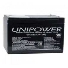 Bateria Selada 12V/12A UP12120 Unipower