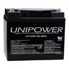 Bateria Selada 12V/40A UP12400 Unipower