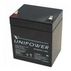 Bateria Selada 12V/4,5A UP1245 Unipower