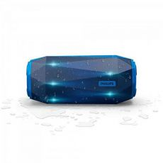 Caixa Multimídia Bluetooth SB500A/00 Azul Philips