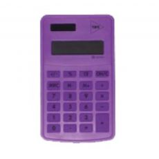 Calculadora de Bolso 8 dígitos Pop Office Roxa Tris