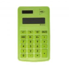 Calculadora de Bolso 8 dígitos Pop Office Verde Tris