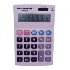 Calculadora de Mesa 12 Dígitos MP 1005 Masterprint