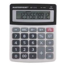 Calculadora de Mesa 12 Dígitos MP 1010 Masterprint