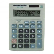 Calculadora de Mesa 12 Dígitos MP 1060 Masterprint