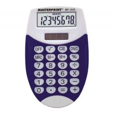 Calculadora de Bolso 8 Dígitos MP 1045 Masterprint