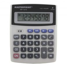 Calculadora de Mesa 8 Dígitos MP 1075 Masterprint