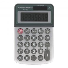 Calculadora de Mesa 8 Dígitos MP 1080 Masterprint