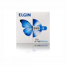 DVD-R 4.7gb / 120min / 16x Envelope Elgin