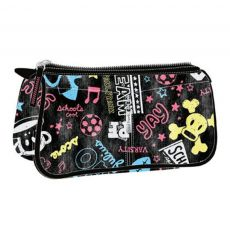 Estojo Triplo Small Paul - Paul Frank PF12-3M92