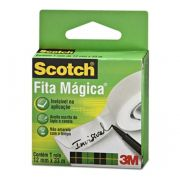 Fita Mágica Scotch® 12x33 3M