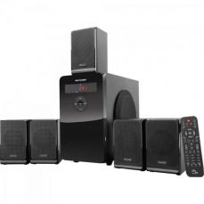 Home Theater 80W USB/SD/AUX SP177 Preto Multilaser