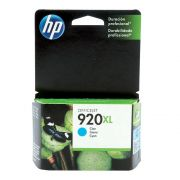 Cartucho de Tinta 920XL Ciano Alto Volume CD972AL HP