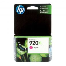 Cartucho de Tinta 920XL Magenta Alto Volume CD973AL HP