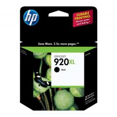 Cartucho de Tinta 920XL Preto Alto Volume CD975AL HP