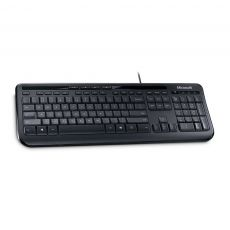 Kit Mouse e Teclado Wireless Desktop 600 Preto Microsoft