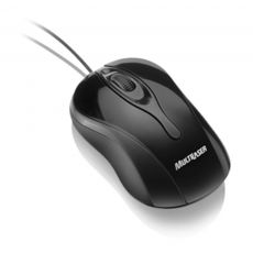 Mouse Óptico Mini USB Colors Black Ice MO141 Multilaser