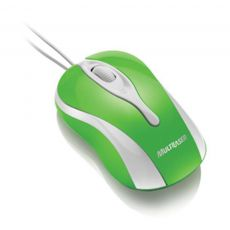 Mouse Mini Óptico Colors Green Multilaser MO144