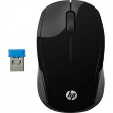 Mouse Wireless X200 Oman Preto HP