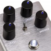 Pedal para Guitarra Engager Boost FENDER