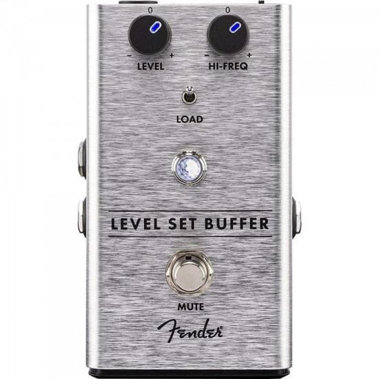 Pedal para Guitarra Level Set Buffer FENDER