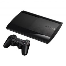 PlayStation 3 Super Slim 250GB, Controle Dual Shock 3, Blu-ray, Wi-fi Integrado, HDMI - Sony