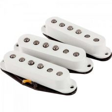 Set de Captadores Para Guitarra FAT `50 STRAT Branco FENDER