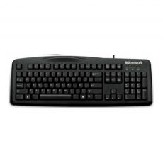 Teclado Keyboard 200 For Business Preto USB Microsoft