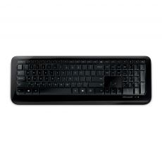 Teclado Keyboard Wireless 800 Preto USB Microsoft