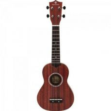 "Ukulele Soprano 21"" UK-10 Natural HARMONICS"